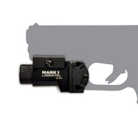 PowerTac Mark I Luminator - 595 Lumin Pistol Light