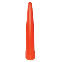 PowerTac Orange Traffic Cone for Cadet/M5/M6/E5/E9/E9R