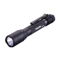 Powertac Valor 2AA 800 Lumen Portable Tactical and EDC Flashlight