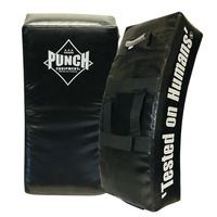 Punch Black Diamond Kick Shield Strike Bag