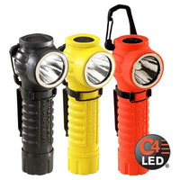 Streamlight PolyTac 90 Wearable Fire Fighting Flashlight with Free Gear Keeper