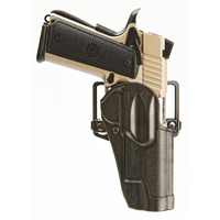 Blackhawk! 4156 CQC / Sportster Standard Holster with Belt and Paddle Platform