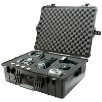 Pelican 1600 Case Black