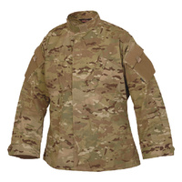 TruSpec TRU Shirt MultiCam 65/35 Poly Cotton Rip Stop