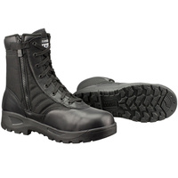"Original SWAT Classic 9"" Side-Zip Safety Plus Boot"