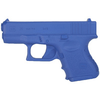 Blue Training Guns Glock 26/27/33