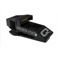 QuiqLite X2 USB Rechargeable Red/White