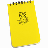 Rite-In-The-Rain All-Weather Notebook 3in x 5in