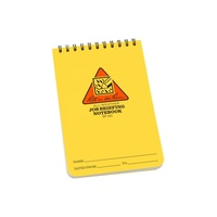 Rite-In-The-Rain 151 Job Briefing Notebook