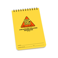 Rite-In-The-Rain No. 154 Job Hazard Analysis Forms