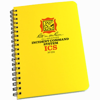 Rite-In-The-Rain All-Weather Incident Command Notebook 4.75in x 6.75in