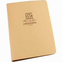 Rite-In-The-Rain Tactical Field Ring Binder Tan