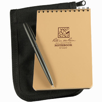 Rite-In-The-Rain Tactical Notebook Kit Black Cover