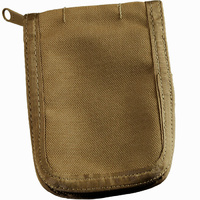 Rite-In-The-Rain Cordura Notebook Cover Tan 3in x 5in