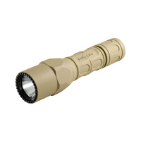 SureFire G2X Tactical Single-Output LED Flashlight - Desert Tan