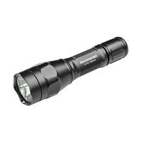 SureFire P1R Peacekeeper Rechargeable Dual-Output LED Flashlight