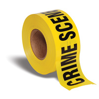 Sirchie Barrier Tape with Dispenser (Crime Scene Do Not Cross) - 1 Box