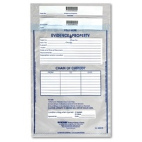 Sirchie Integrity Evidence Bag  9 inch x 12 inch 100 Pack