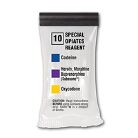 Sirchie - NARK II Special Opiates Reagent (Heroin/Oxycodone) - Box of 10