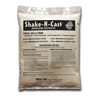 Sirchie Shake-N-Cast Impression Kit