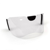Spartan Training Gear Helmet Replacement Visor (Clear)