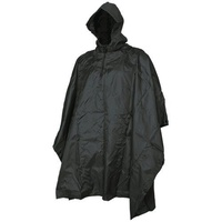 5ive Star Gear Poncho