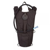 5ive Star Hydration Backpack Nylon Black