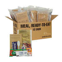 5ive Star Gear MRE Meal Ready to Eat Deluxe Field Ready Ration
