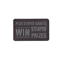 Tru-Spec Stupid Games Morale Patch