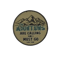 5ive Star Gear The Mountains Are Calling Morale Patch