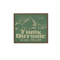 TruSpec Think Outside, No Box Required Morale Patch