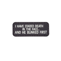 5ive Star Gear I Have Stared Death Morale Patch