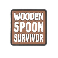 5ive Star Gear Wooden Spoon Morale Patch