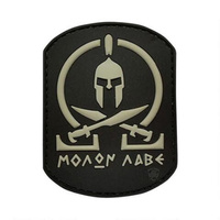 5ive Star Gear PVC Morale Patch MOLON