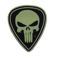 5ive Star Gear PVC Morale Patch Glow Punisher Diamond