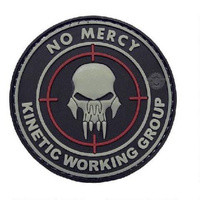5ive Star Gear PVC Morale Patch No Mercy