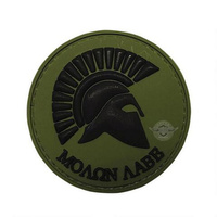 5ive Star Gear PVC Morale Patch MOLON LABE