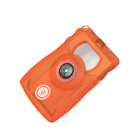 Ultimate Survival Technologies - Survival Card Tool - Orange