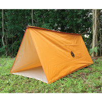 Ultimate Survival Technologies - Tube Tarp 1.0 - Orange/Reflective