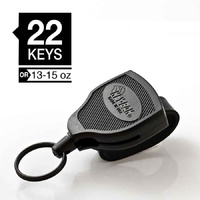 Key-Bak Super48 Self-Retracting Key Reel