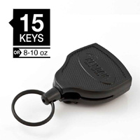 Key-Bak SUPER48: 48in Heavy Duty Kevlar Cord with Belt Clip