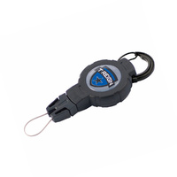 T-Reign Retractable Gear Tether Carabiner MEDIUM