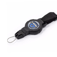 T-Reign Retractable Gear Tether Velcro Strap MEDIUM