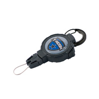 T-Reign Retractable Gear Tether Carabiner LARGE
