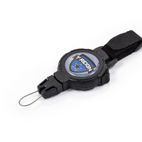 T-Reign Retractable Gear Tether Velcro Strap LARGE