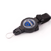 T-Reign Retractable Gear Tether Velcro Strap EXTREME DUTY