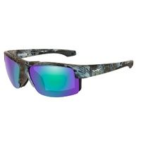 Wiley X Compass | Polarised Emerald w/ Kryptek Frame