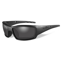 Wiley X Tide Matte Black Frame Smoke Gray Lens