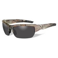 Wiley X Valor Realtree XTRA Camo Frame / Smoke Gray Lens