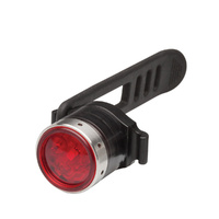 Ledlenser SEO Bike B2R Red Rear - Rechargeable